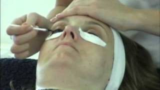 The Beauty Academy - eyelash tint demo.mp4 Thumbnail