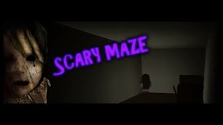 this game it too scary to be on roblox... | Scary Maze ROBLOX