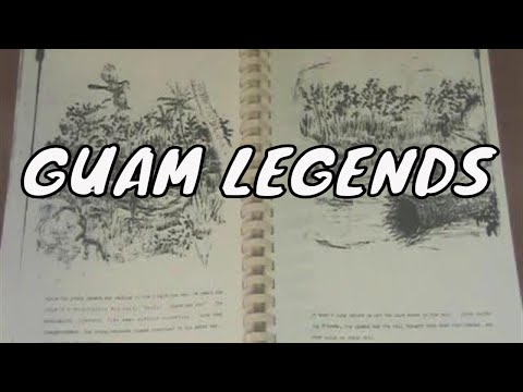 Guam Legends or Legends of Guam