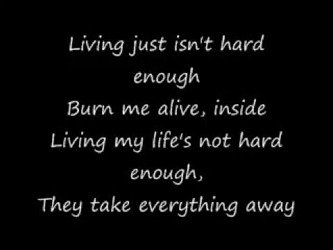 Disturbed-Prayer(w/ lyrics)
