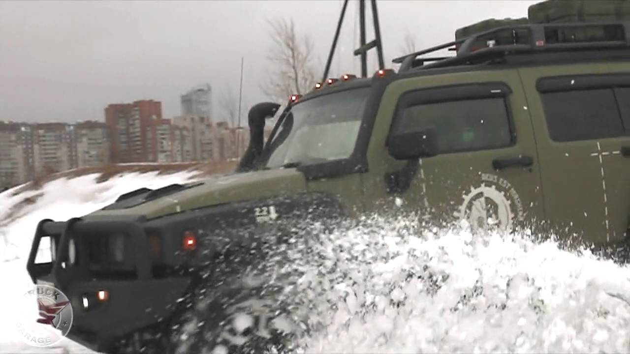 Populaire Hummer H3 Tuning Militaire [ Fahmi Benzid ]HD - YouTube OO11