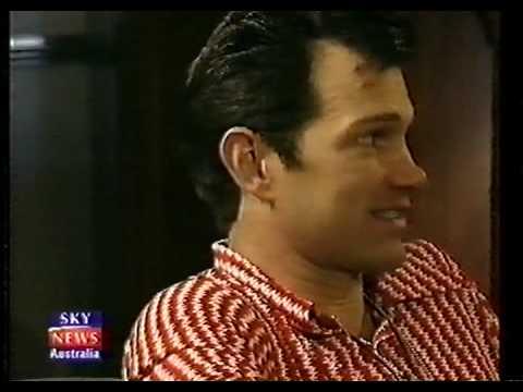 Chris Isaak - Sky News (Aust) - 1999