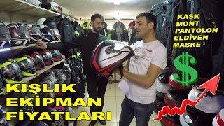 Ucuz Motosiklet Ekipmanı Topluyoruz | Ankara'da Kışlık Ekipman Nereden Alınır Video