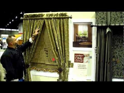 Multiple Layer Window Treatments Ideas by 3 Blind Mice Window Coverings - San Diego.wmv