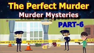 UNSOLVED MURDER MYSTERY POPULAR RIDDLES - Can You Solve It? (PART 6)