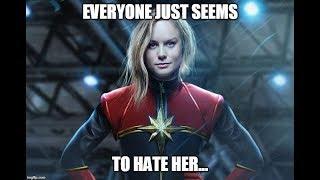 Everyone Hates Brie Larson