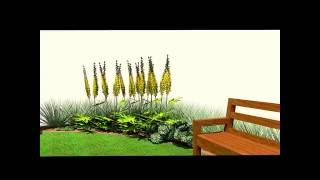 видео Создаем уголок отдыха при помощи садовой ширмы