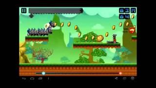 【ドラチカ プレイ動画】大忙しで爽快な横スクロールアクションゲーム