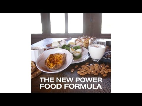The New Power Food Formula