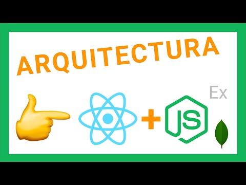 Fullstack javascript MERN tutorial - presentación de proyecto y arquitectura thumbnail