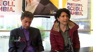 Giornata salernitana per la senatrice 5Stelle Paola Taverna