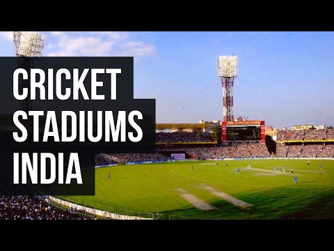 Cricket Stadiums India