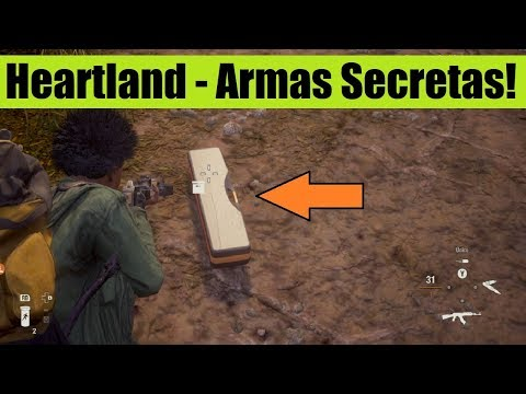 State Of Decay 2: DLC HEARTLAND - Armas Secretas De Trumbull Valley  (EPISÓDIO ESPECIAL)