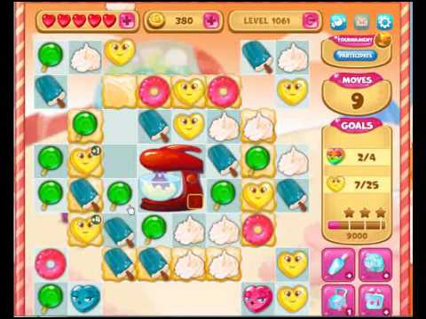 Candy Valley Level 1061