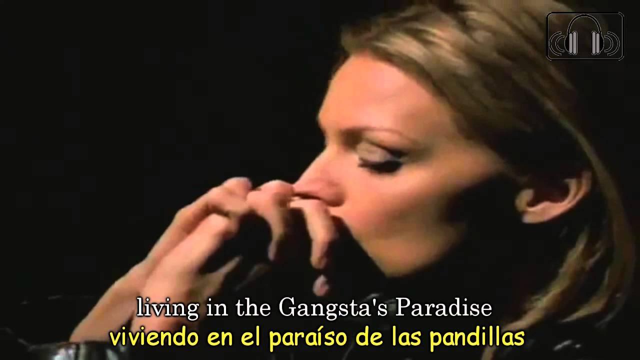Coolio Ft Lv Gangstas Paradise Subtitulado En Español E Inglés