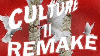 CULTURE II HYPE - COVER ART REMAKE