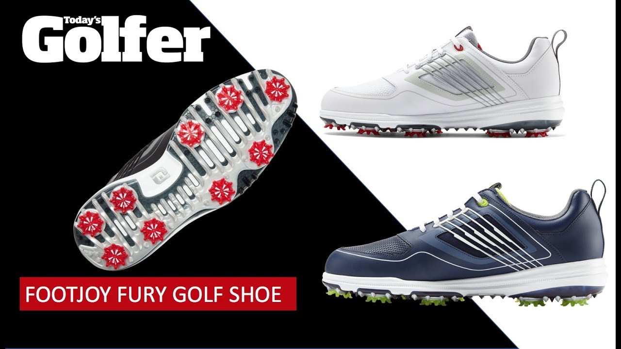 Footjoy Fury Golf Shoe Need To Know Youtube
