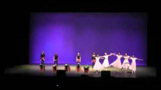 Rhythms of Mohabbatein- Fusion Girls I teach dance to