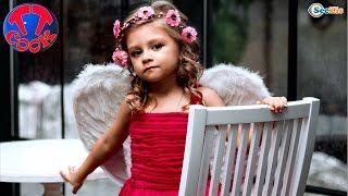 Ярослава в роли Ангела на Фотосессии. Видео для девочек. Фото для детей. Tiki Taki Cook