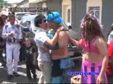 FIESTAS DE SAN JOSE DE GRACIA ---La Mojiganga --20  Marzo 2011 PRIMOVISION.wmv
