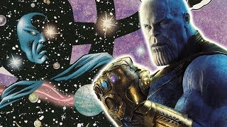 Is ETERNITY The 2ND VILLAIN In AVENGERS 4?