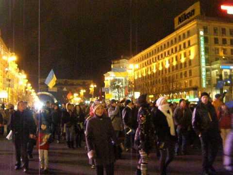 Майдан 28.11.2013