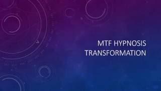 Mtf hypnosis, Tg, erotic hypnosis