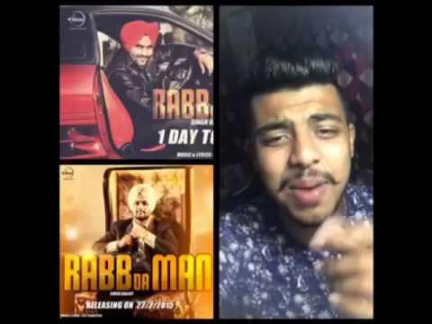 Sandhar Singing Rabb Da Man (singh Harjot)