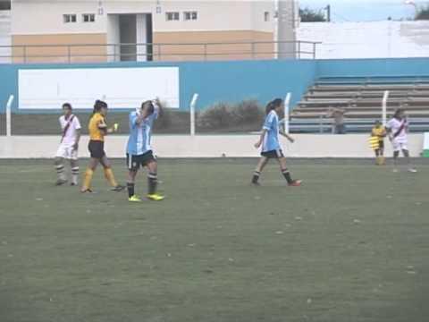 Sudamericano Sub 20 Femenino: Argentina 5 - Perú 1