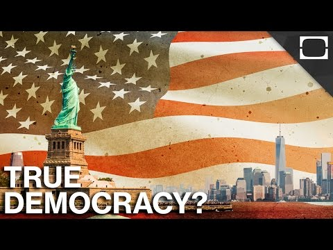 Why The United States Isn't A True Democracy