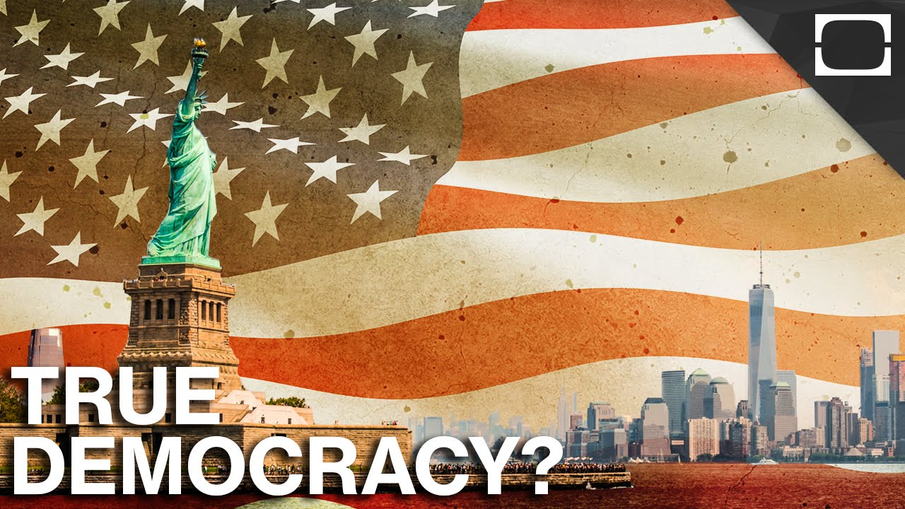 american democracy a real democracy or What in the world: a new report finds that an elite few dominate us policy, the  human error behind south korea's ferry tragedy, and algeria's.