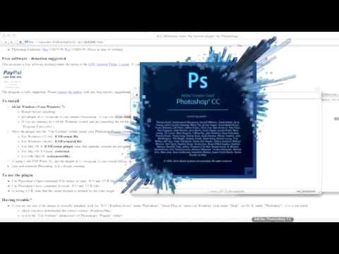 How To Save A Favicon In Photoshop CC