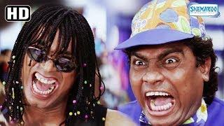 Funniest Scene from Soilder (1998) Bobby Deol - Preity Zinta - Johnny Lever - Bollywood Comedy Scene