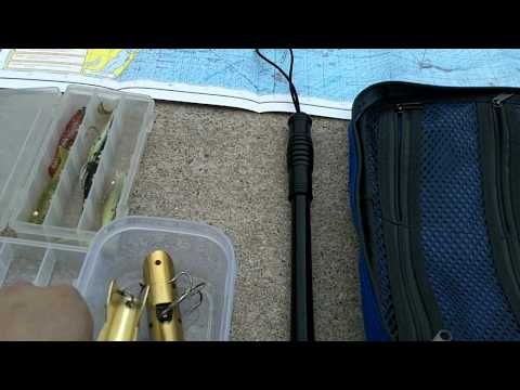 Items for Offshore Kayak Fishing