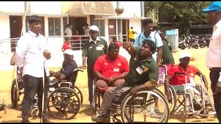 Tamil Nadu Differently Abled Federation organises 18th state level sports meet