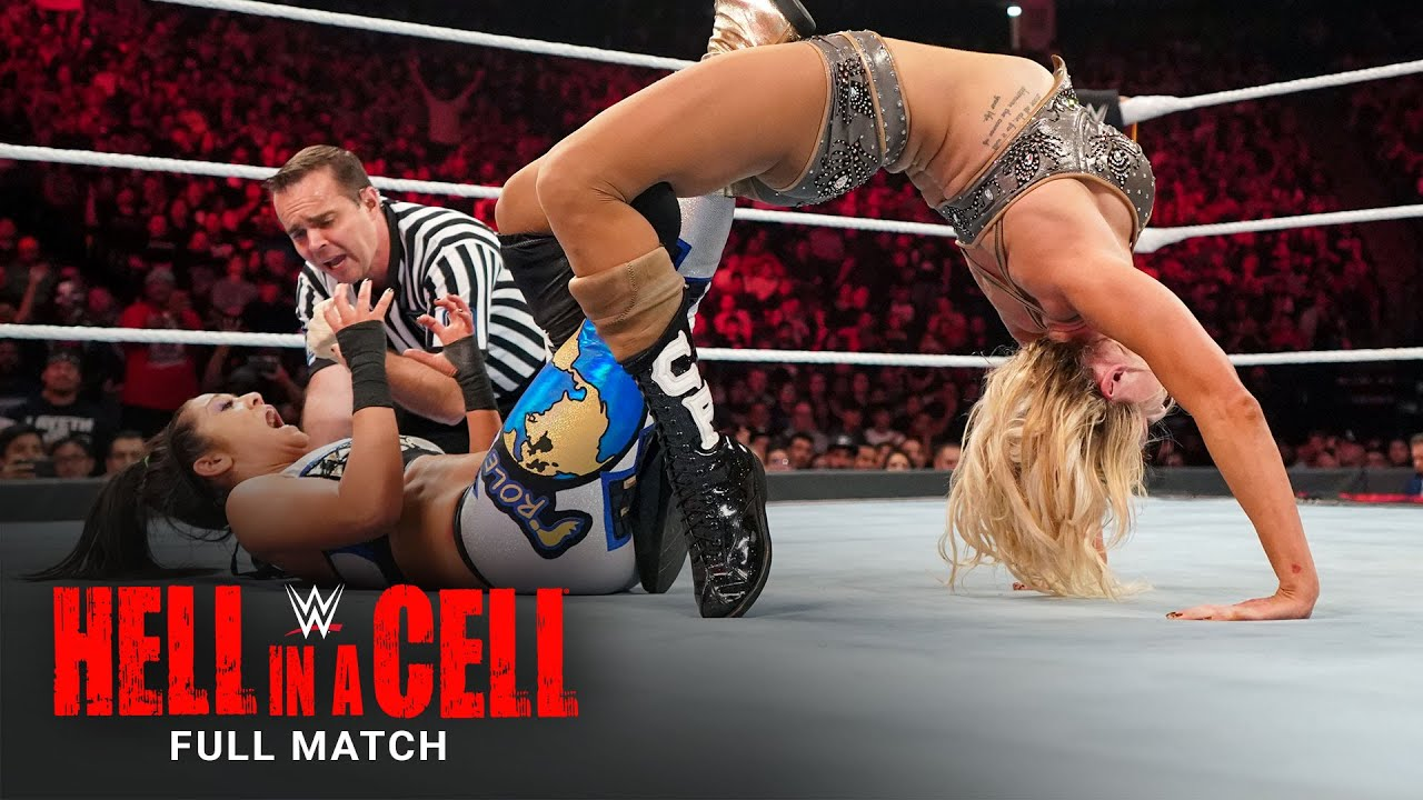 FULL MATCH – Bayley vs. Charlotte Flair – SmackDown Women's Title Match: WWE Hell in a Cell 2019