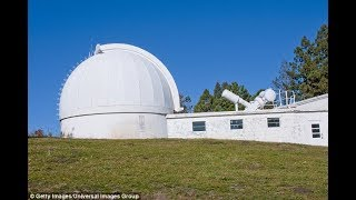Daily Rabbit Hole #427 | Sunspot Observatory shutdown due to single