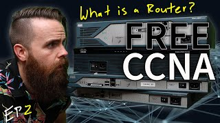 What is a ROUTER? // FREE CCNA // EP 2
