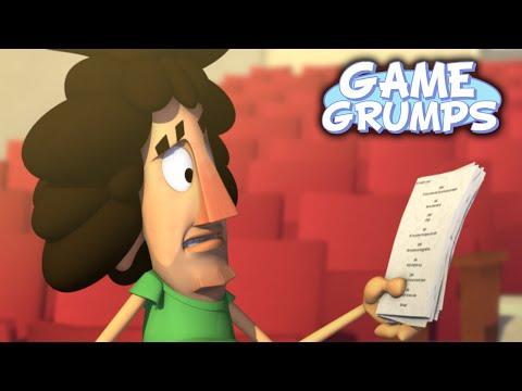 Game Grumps Animated - Do a Princess Voice - by Esquirebob