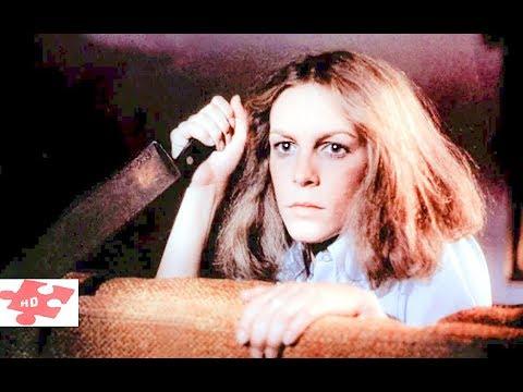 ХэЛЛоуиН - 1978 - Ужасы / реж.  Джон Карпентер.  Джейми Ли Кёртис / свой трейлер
