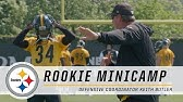 Marcus Allen on being at Steelers rookie minicamp with Penn State ... 961fffa23