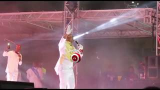 Lanre Teriba Takes Entertainment to the Next Level at Celebrate The Comforter 2019