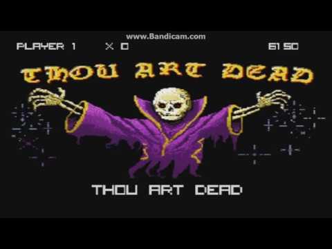 Thou Art Dead - Skeleton