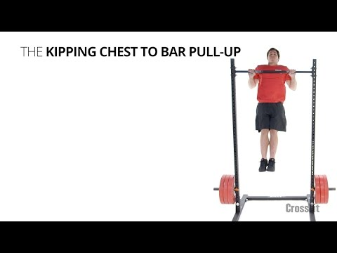 Chest To Bar Pull Up (C2B)