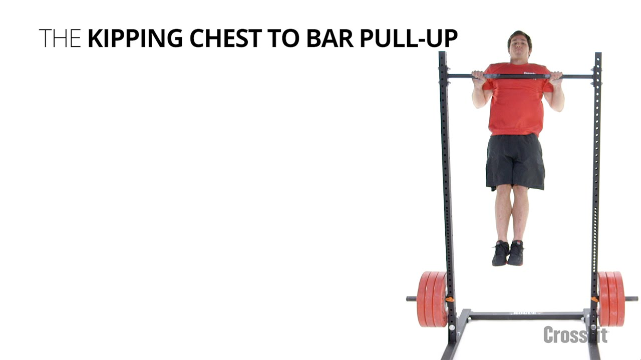 CrossFit Chest To Bar Pullups - Northstate CrossFit - YouTube