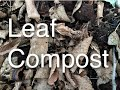 Build Soil Fertility with Leaf Based Compost made from Free and Local Resources