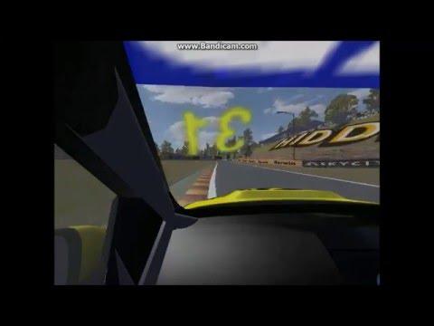 RSM V8 Supercar Hotlap - Hidden Valley (rFactor)