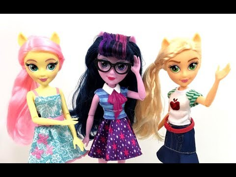 Review - NEW Equestria Girls Dolls!!