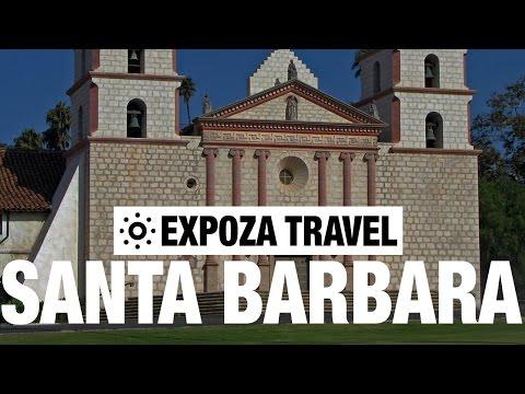 Mission Santa Barbara Vacation Travel Video Guide