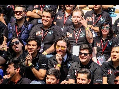 SOMOS YOUTUBE MÉXICO: REUNIÓN 2014 ◀︎▶︎WEREVERTUMORRO◀︎▶︎